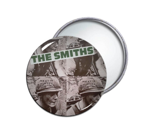 The Smiths - Meat Is Murder Round Pocket Mirror