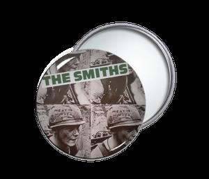 The Smiths - Meat Is Murder Round Pocket Mirror