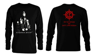 Carpathian Forest - We're Going to Hell Long Sleeve T-Shirt