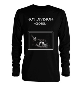 Joy Division - Closer Long Sleeve T-Shirt