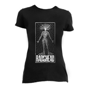 Radiohead - Roots Blouse T-Shirt