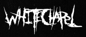 "Whitechapel - Logo 5x3"" Printed Patch"