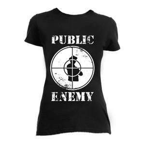 Public Enemy - Target Blouse T-Shirt