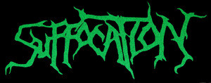 "Suffocation - Logo 6x3"" Printed Patch"