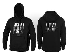 Nirvana - Bleach Hooded Sweatshirt