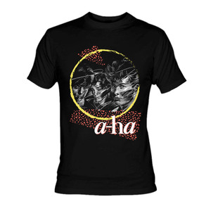 A-ha - Train of Thought T-Shirt