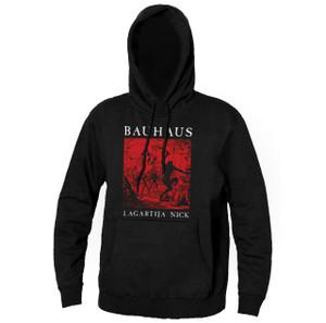 Bauhaus - Lagartija Nick Hooded Sweatshirt