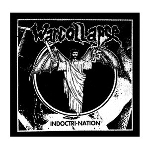 "Warcollapse - Indoctrination 6x6"" Printed Patch"
