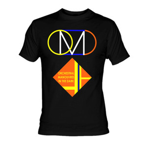 OMD - Orchestral Manoeuvres in the Dark T-Shirt