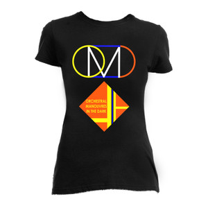 OMD - Orchestral Manoeuvres in the Dark Blouse T-Shirt