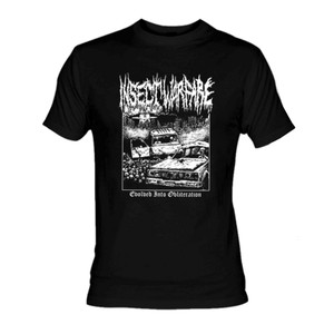 Insect Warfare -  Evolved to Obliteration T-Shirt