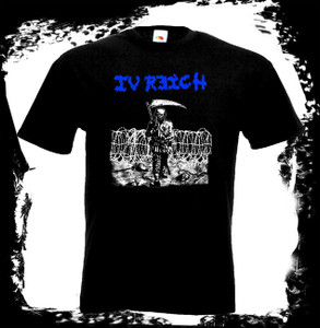 IV Reich T-Shirt Last Ones In Stock!