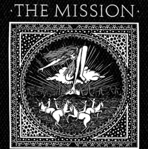 "The Mission - Wasteland 5x6"" Printed Patch"