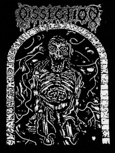 "Dissection - Grave Demo Cover 4x6"" Printed Patch"