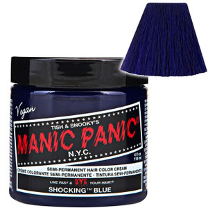 Manic Panic Shocking™ Blue - High Voltage® Classic Cream Formula Hair Color