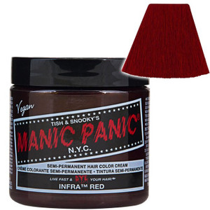 Manic Panic Infra™ Red - High Voltage® Classic Cream Formula Hair Color