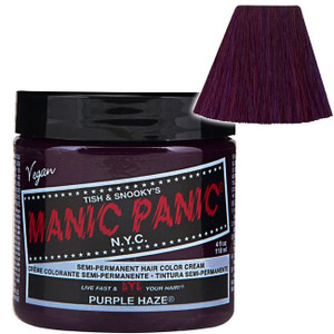 Manic Panic Purple Haze® - High Voltage® Classic Cream Formula Hair Color