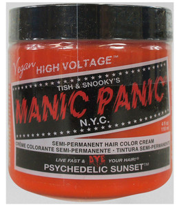 Manic Panic Psychedelic Sunset™ - High Voltage® Classic Cream Formula Hair Color