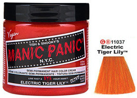 Manic Panic Electric Tiger Lily™ - High Voltage® Classic Cream Formula Hair Color