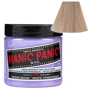 Manic Panic Virgin Snow™ (Toner) - High Voltage® Classic Cream Formula Hair Color