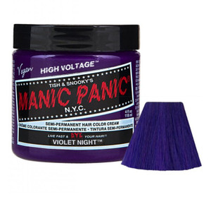 Manic Panic Violet Night™ - High Voltage® Classic Cream Formula Hair Color