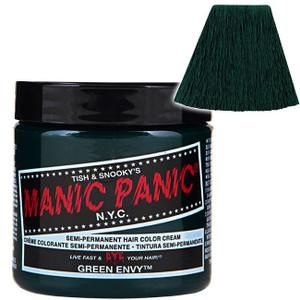 Manic Panic Green Envy - High Voltage® Classic Cream Formula Hair Color