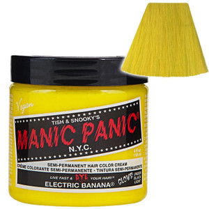 Manic Panic Electric Banana® - High Voltage® Classic Cream Formula Hair Color