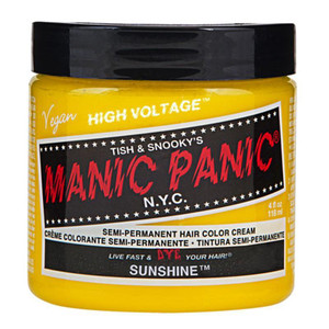 Manic Panic Sunshine™ - High Voltage® Classic Cream Formula Hair Color