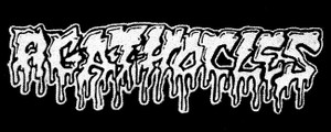 "Agathocles - Logo 7x3"" Printed Patch"