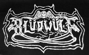 "Bludwulf - Blüdwülf Logo 7x5"" Printed Patch"