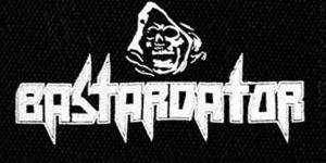 "Bastardator - Reaper logo 5x4"" Printed Patch"