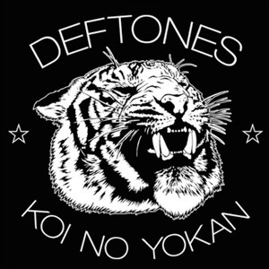 "Deftones - Koi No Yokan 6x6"" Printed Patch"