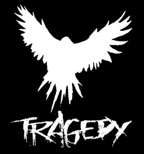 "Tragedy - Eagle 5x6"" Printed Patch"