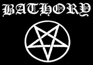 "Bathory - Pentagram 5x4"" Printed Patch"
