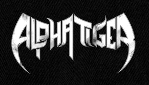 "Alpha Tiger - Classic Logo 7x4"" Printed Patch"