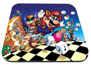 """Mario Bros 9x7"""" Mousepad"""