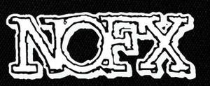 "NOFX - Logo 4x3"" Printed Patch"