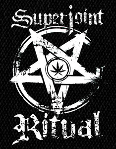 "Superjoint Ritual 4x6"" Printed Patch"