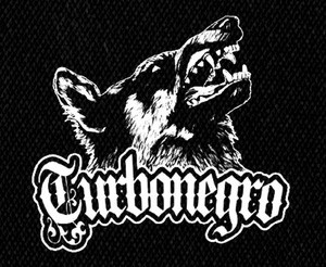 "Turbonegro - Wolf 5x5"" Printed Patch"