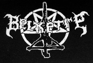 "Belketre - Logo 7x5"" Printed Patch"