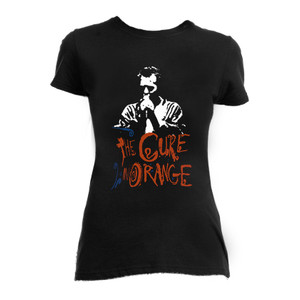 The Cure - In Orange Blouse T-Shirt