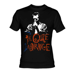 The Cure - In Orange T-Shirt