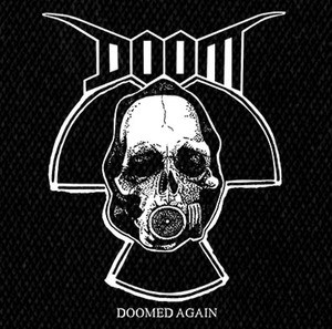 "Doom - Radioactive 5x5"" Printed Patch"