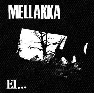 "Mellakka - Ei... 5x5"" Printed Patch"