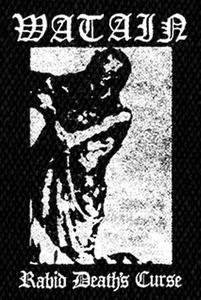 """Watain - Rabid Death's Curse 4x6"""" Printed Patch"""