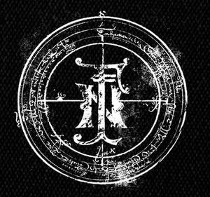 "Fields of Nephilim - Logo 4x4"" Printed Patch"