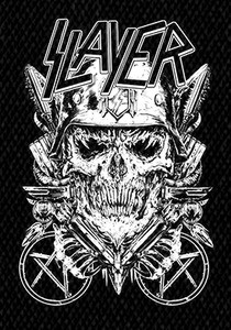 "Slayer - Military 6x5"" Printed Patch"