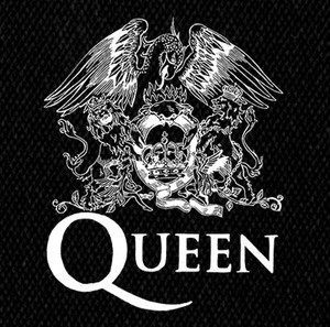 "Queen - Logo 5x5"" Printed Patch"