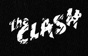 "The Clash - Logo 5x3"" Printed Patch"