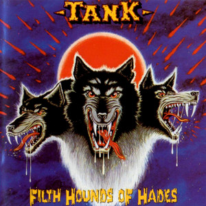 "Tank - Filth Hound of Hades 4x4"" Color Patch"